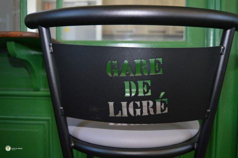 Gîte de la Gare de Ligré-12