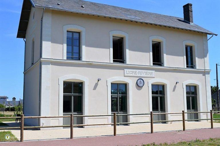 Gîte de la Gare de Ligré-31