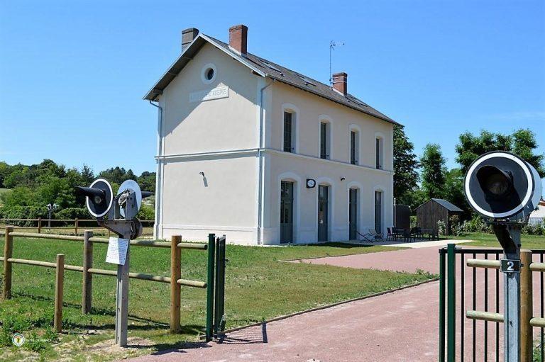 Gîte de la Gare de Ligré-34