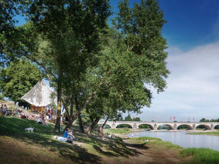 Tours sur Loire and Tours beach-5
