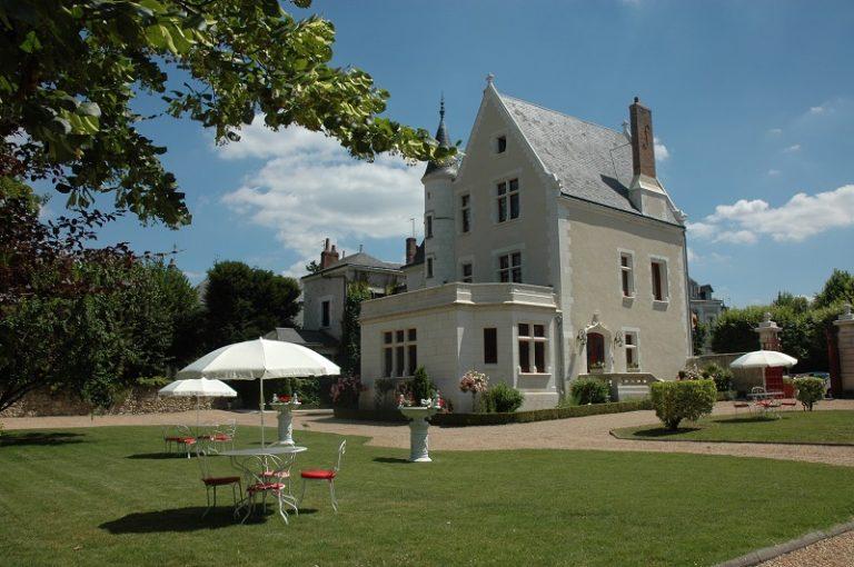 Hôtel Le Manoir Saint Thomas-1