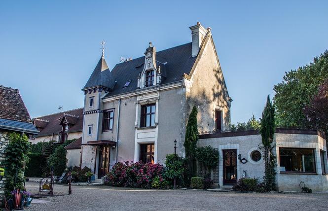 Guest Room Manoir de la maison blanche in AMBOISE Unclassified ...