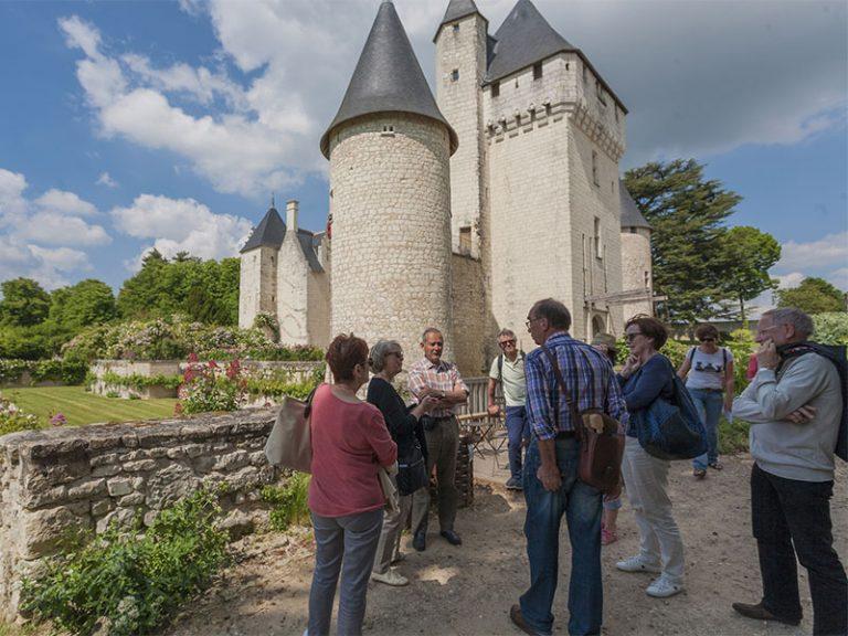 Château and gardens of Le Rivau-9