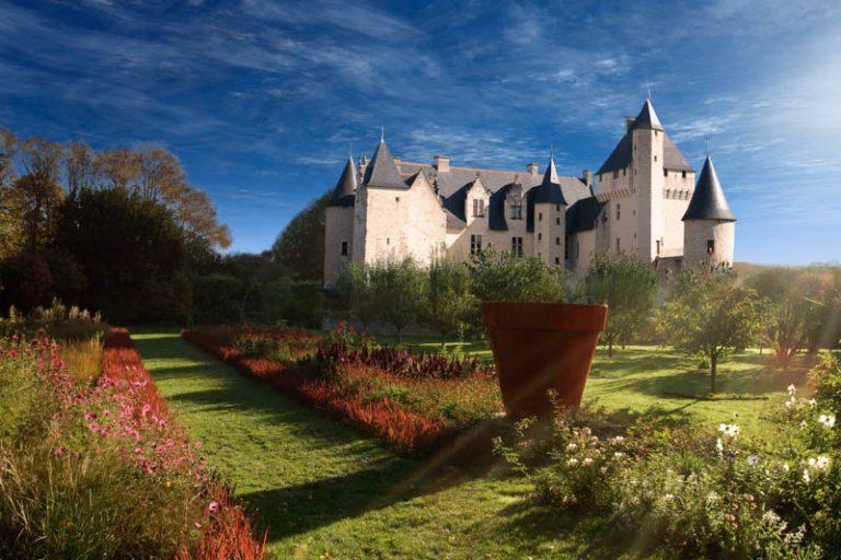 Château and gardens of Le Rivau-4