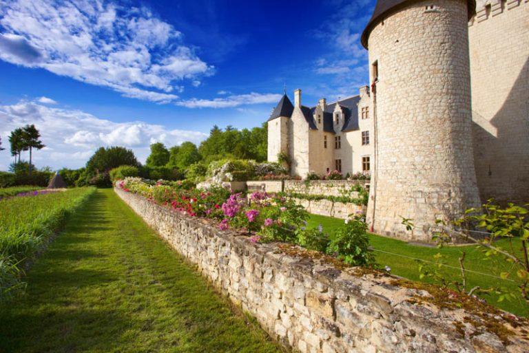 Château and gardens of Le Rivau-7