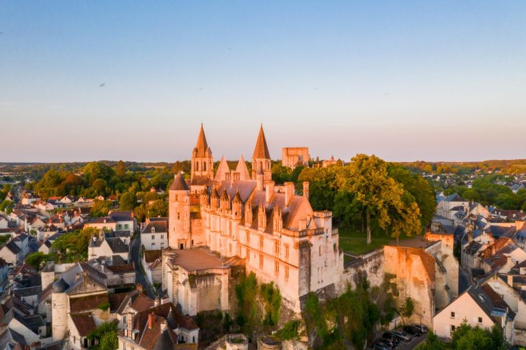 Royal City of Loches-9