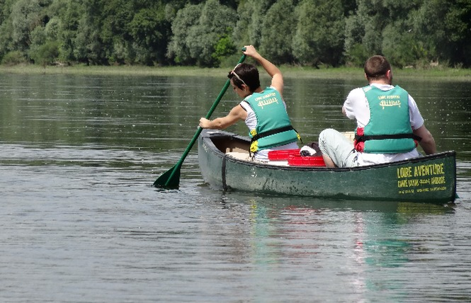 Canoe & Kayak Club of Amboise – Loire Aventure-3