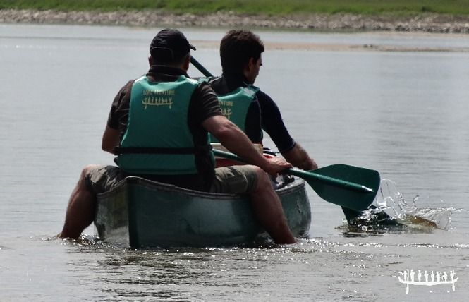 Canoe & Kayak Club of Amboise – Loire Aventure-11