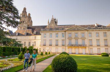 Fine Arts museum – Tours, Loire Valley, France.