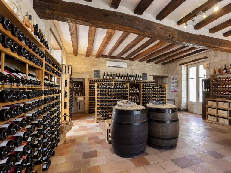Wine house of Bourgueil-2