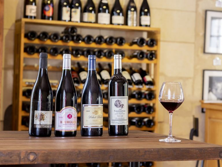 Wine house of Bourgueil-5