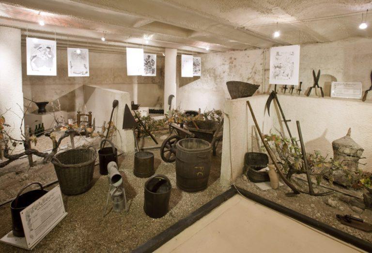 Wine Museum of Château de Moncontour-3