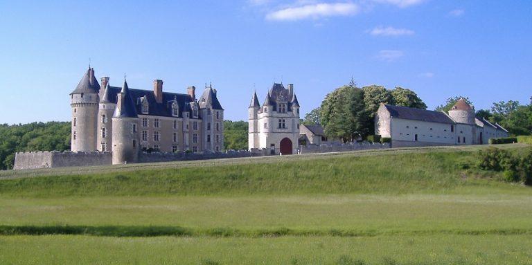 Château of Montpoupon-4