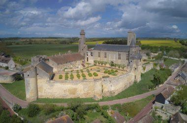 Musée_Préhistoire_Grand-Pressigny_Drone_Crédit_Arnaud_Deplagne