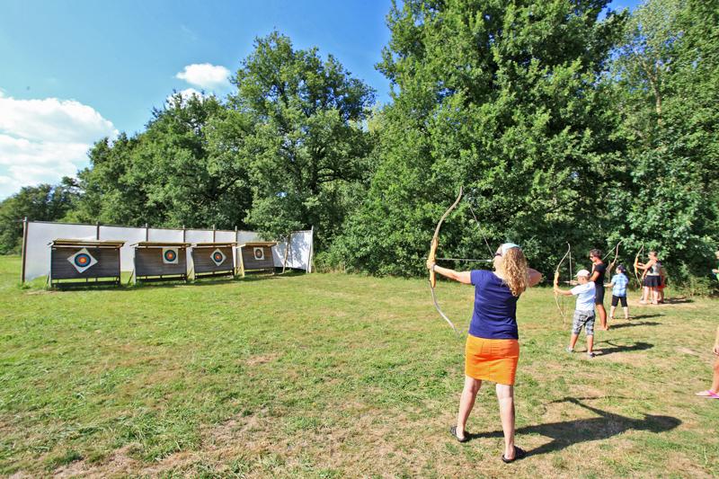Parc De Fierbois camping parc de fierbois in sainte-catherine-de-fierbois tourism