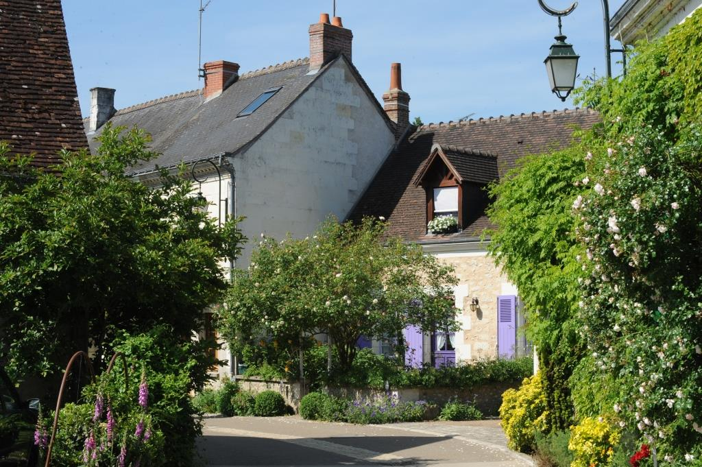 Guided floral tour of Chédigny, both village and garden in CHEDIGNY ...