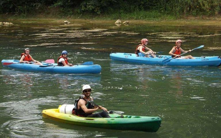 Canoë Kayak Chenonceaux Canoe Rental-1