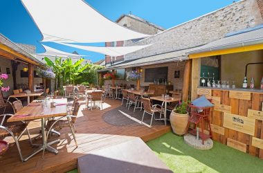 Photoguide restaurant Au tableau