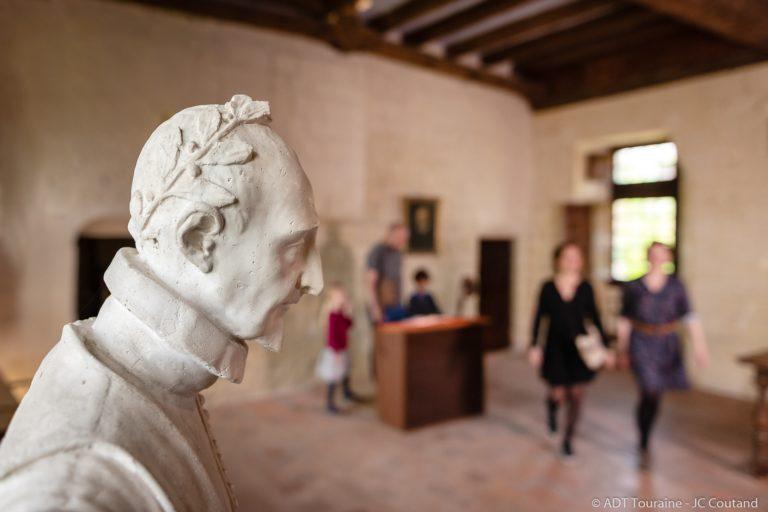Saint-Cosme priory – Ronsard House-8
