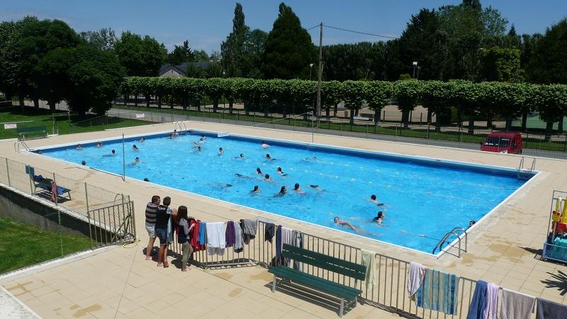 piscine municipale in ligueil activities in tours touraine val de loire. Black Bedroom Furniture Sets. Home Design Ideas