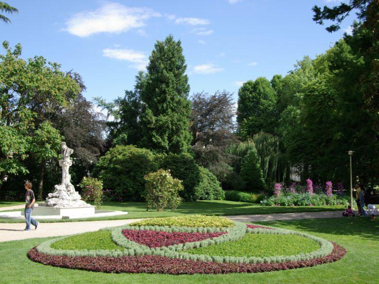 Prébendes d'Oé Garden-3