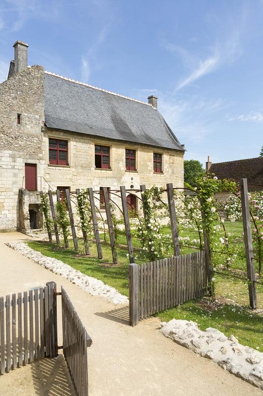 Saint-Cosme priory – Ronsard House-5