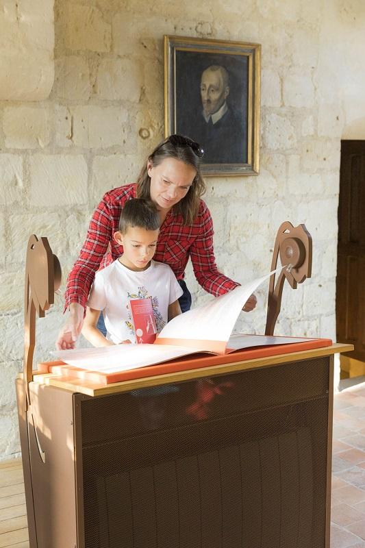 Saint-Cosme priory – Ronsard House-6