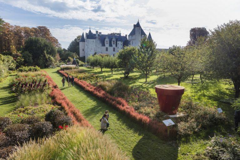 Château and gardens of Le Rivau-15