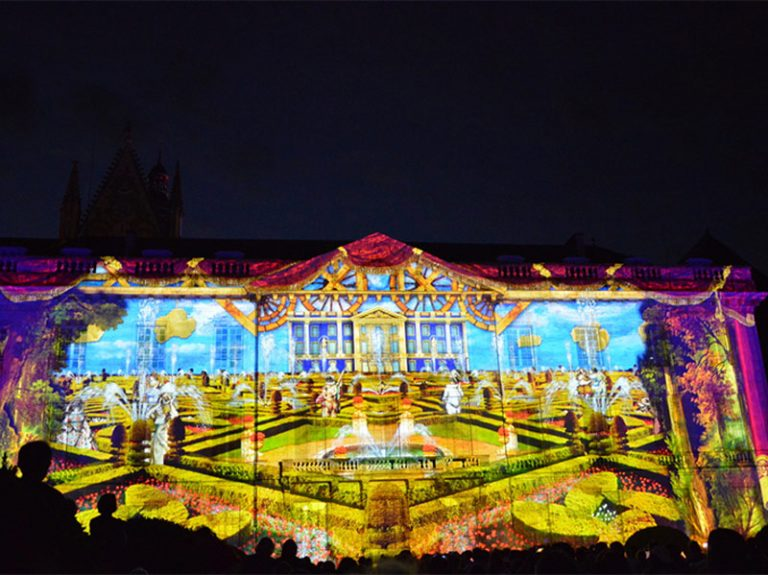 Renaissance Nights – Night show with sound and projections-2