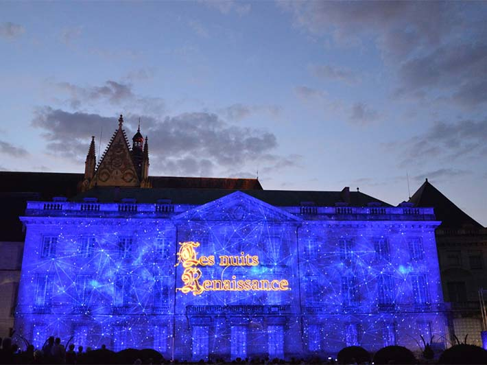 Renaissance Nights – Night show with sound and projections-1