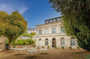 Hotel Le Grand Monarque – Azay-le-Rideau, Loire Valley, France.