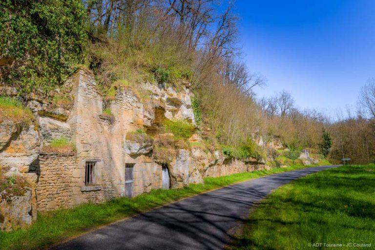 The Courtineau troglodyte dwellings-1