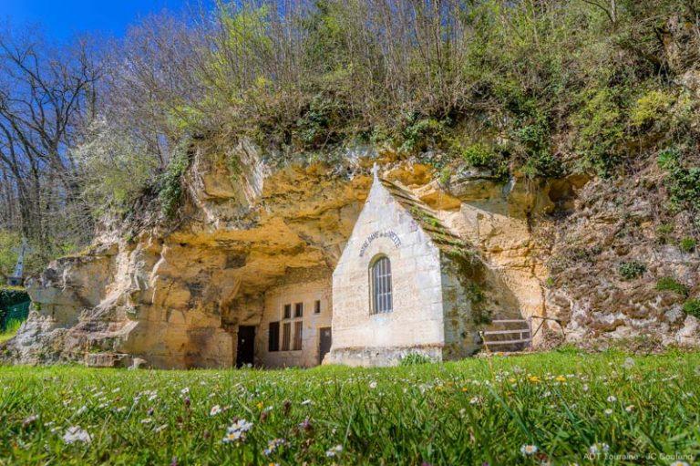 The Courtineau troglodyte dwellings-2