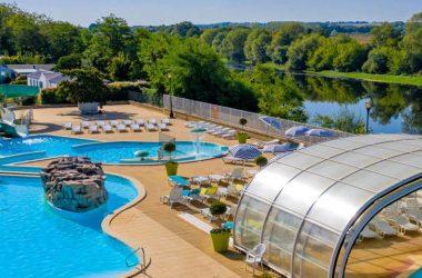Le parc des Allais campsite – Loire Valley