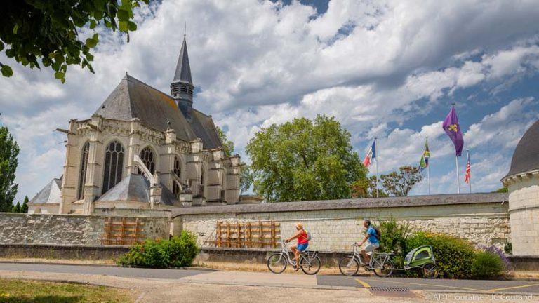 Along the River Veude – Cycling loop 49-2
