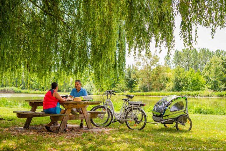 Along the River Veude – Cycling loop 49-1
