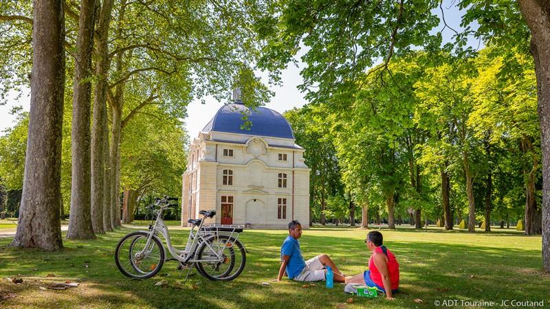 The park of Richelieu