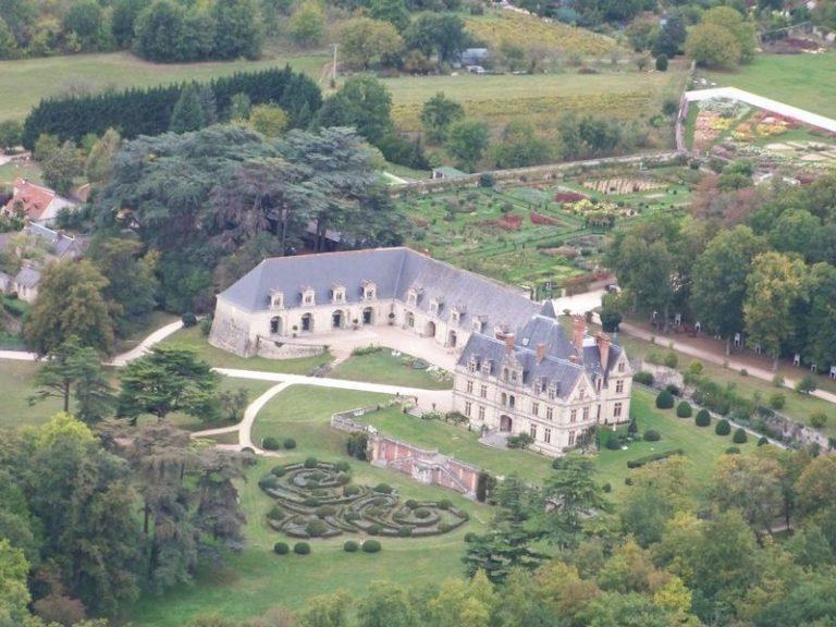 Château of La Bourdaisière-7