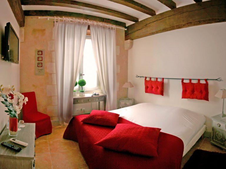 Hôtel Restaurant Le XII de Luynes-1