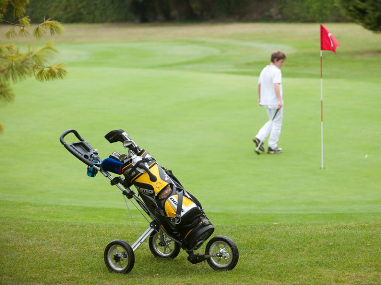 Golf of Loches Verneuil-1