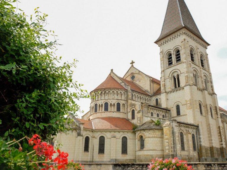 Saint-Pierre Abbey Church-2