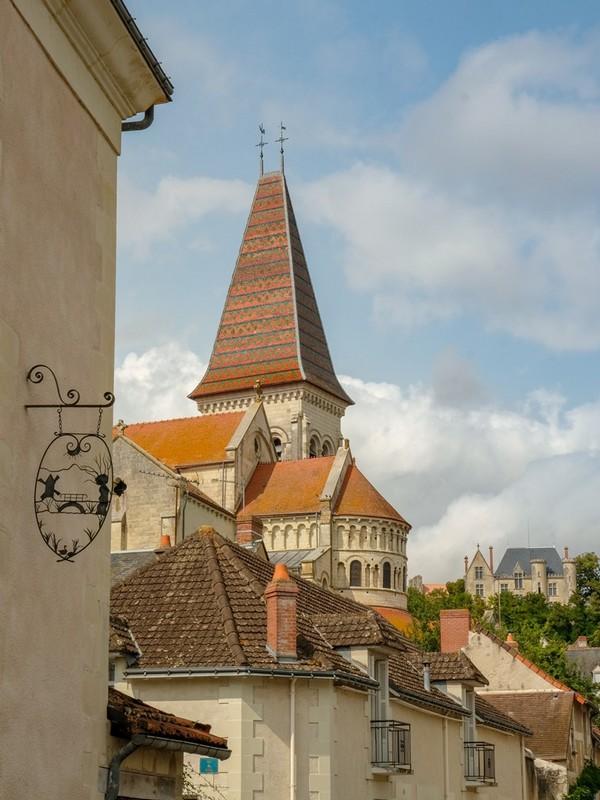 Saint-Pierre Abbey Church-4