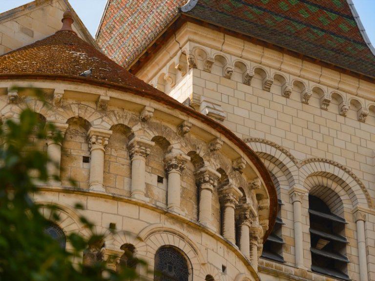Saint-Pierre Abbey Church-3
