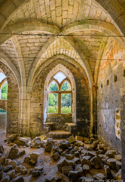 Abbey of La Clarté-Dieu-4