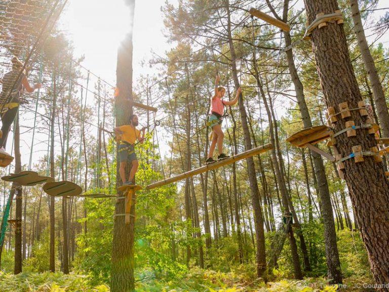Baud'Rillé Adventure Park-5