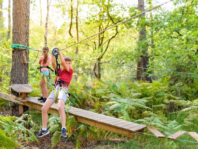 Baud'Rillé Adventure Park-1
