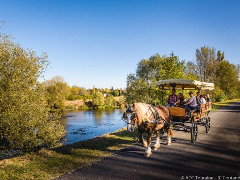 Les attelages de Villandry – Carriage rides-1