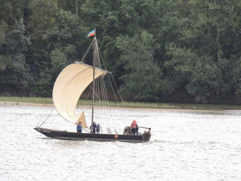 Les bateliers des vents d'galerne – Boat trips on the Loire-2