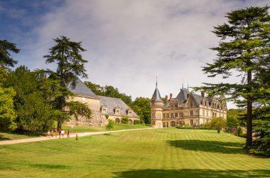 Château de la Bourdaisière – Montlouis-sur-Loire, France.
