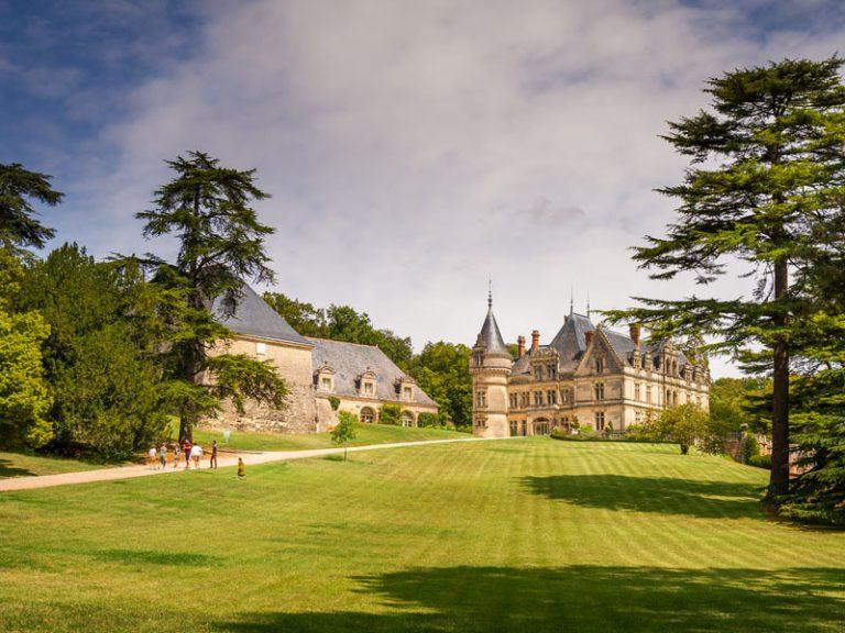 Château of La Bourdaisière-1
